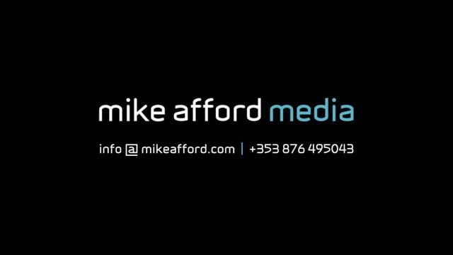 Mike Afford Media Broadcast Design Reel 2011