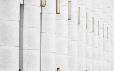 """""""City Space"""", gli spazi urbani nelle foto di Clarissa Bonet"""