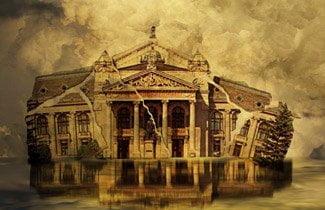 Photoshop tutorial: Distruzione di un edificio con Photoshop