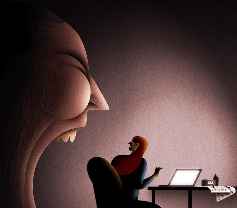 Le illustrazioni di Jose David Morales