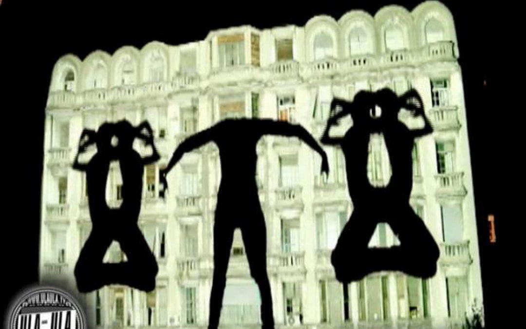Videomapping al Palacio Barolo, Argentina