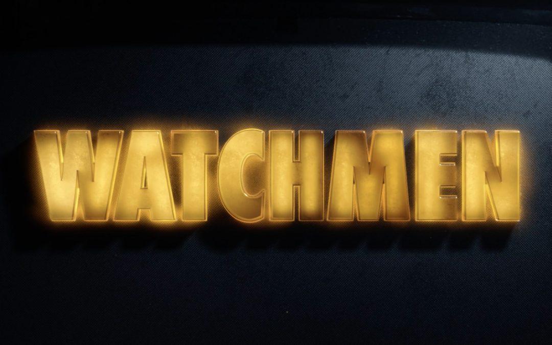 Tutti i titoli di testa della serie WATCHMEN
